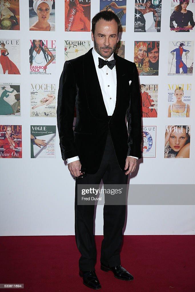 Vogue 100 Gala Dinner : News Photo