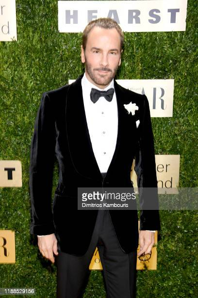 Tom Ford attends the Lincoln Center Corporate Fashion Gala honoring Leonard A. Lauder at Alice Tully Hall on November 18, 2019 in New York City.