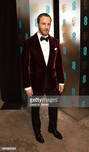 Tom Ford attends the official after party dinner for the EE British Academy Film Awards at Grosvenor House on February 12 2017 in London England