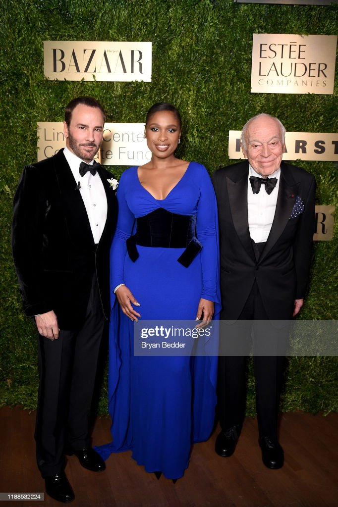 Lincoln Center Corporate Fund Presents: An Evening Honoring Leonard A. Lauder - Arrivals : News Photo