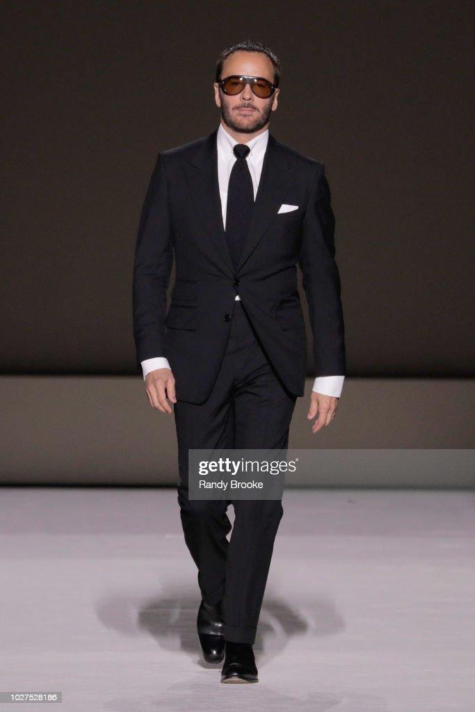 Tom Ford - Runway - September 2018 - New York Fashion Week