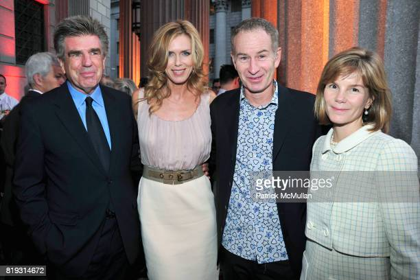 Tom Freston Kathy Freston John McEnroe and Anna Scott Carter attend VANITY FAIR TRIBECA FILM FESTIVAL Opening Night Dinner Hosted by ROBERT DE NIRO...