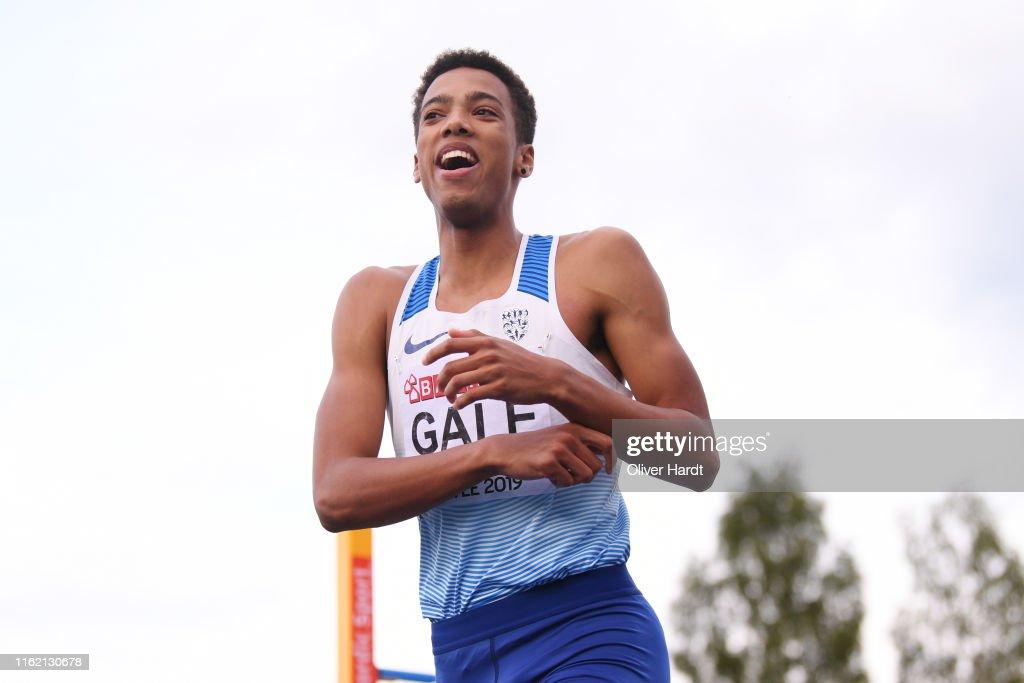 European Athletics U23 Championships 2019 : News Photo