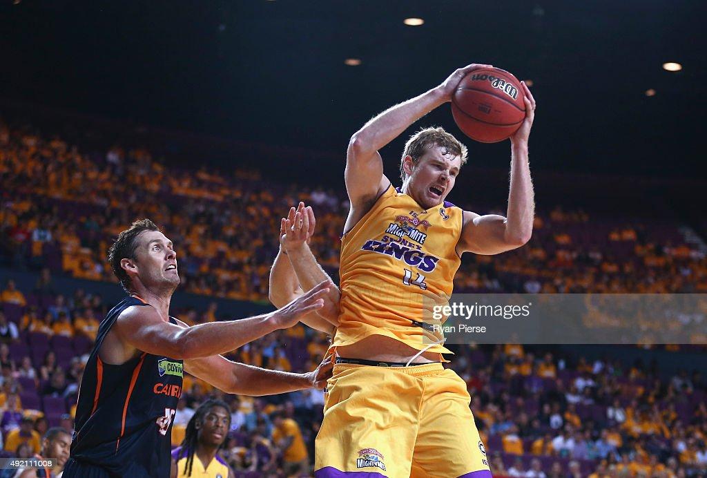 NBL Round 1 - Sydney v Cairns : News Photo