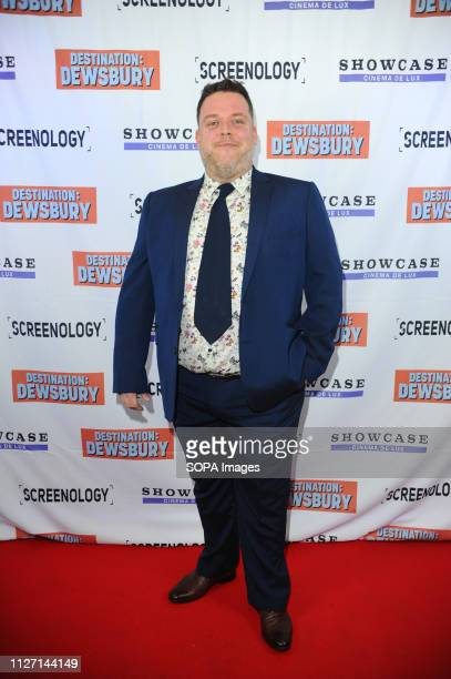 Tom Gilling seen during the Destination Dewsbury UK premiere A premiere of a new British comedy about five friends who reunite for one last road trip...