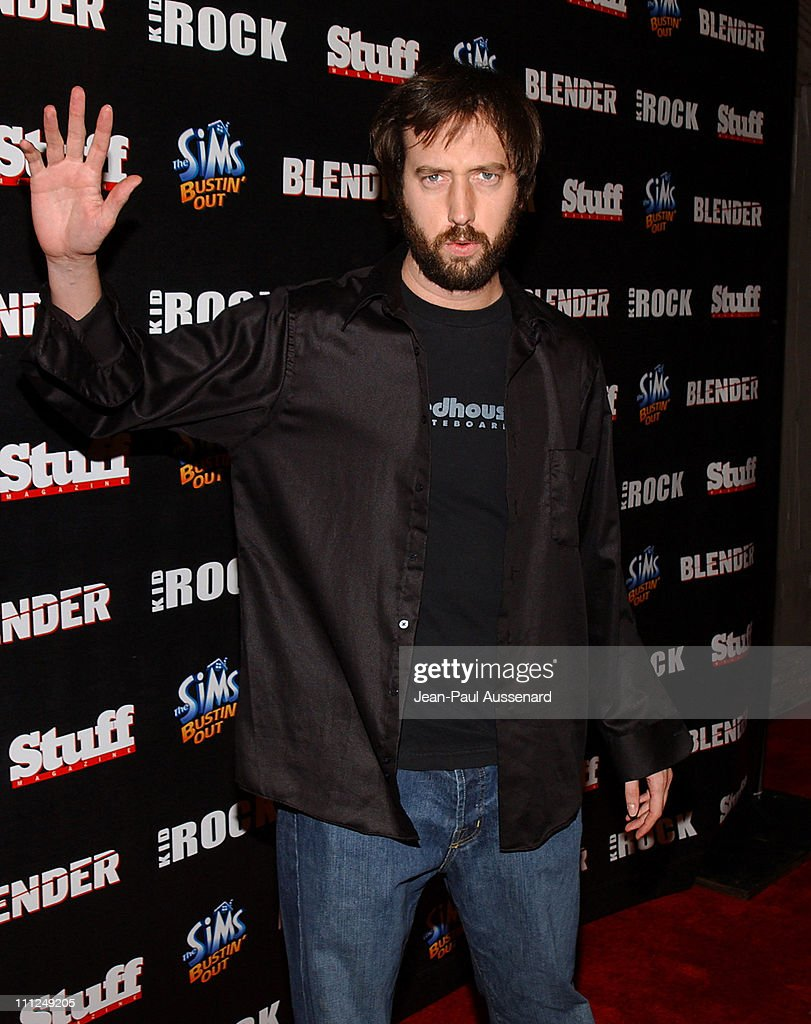 STUFF Magazine and Blender Host Kid Rock's After - Party For The 2003 American