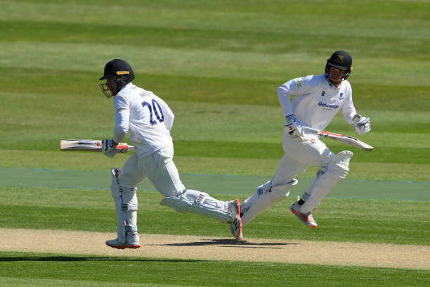 GBR: Sussex v Yorkshire - LV= Insurance County Championship