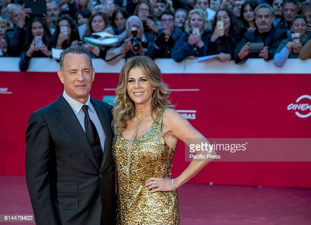 Tom Hanks and his wife Rita Wilson to 11th edition of the Rome Film Festival The 11th Rome Film Festival will be held from 13th to 23rd October 2016...
