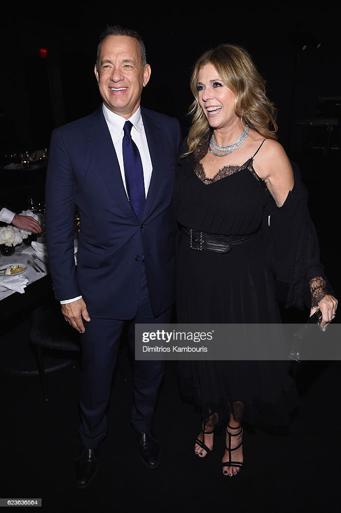 MoMA Film Benefit Presented By CHANEL, A Tribute To Tom Hanks - Inside : News Photo