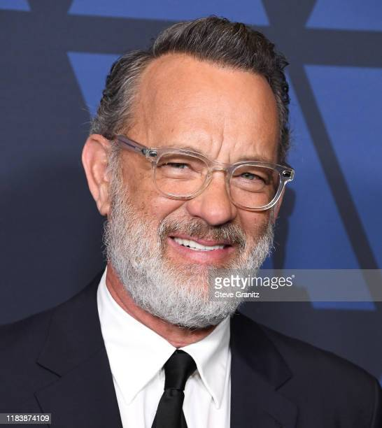 Tom Hanks arrives at the Academy Of Motion Picture Arts And Sciences' 11th Annual Governors Awards at The Ray Dolby Ballroom at Hollywood Highland...