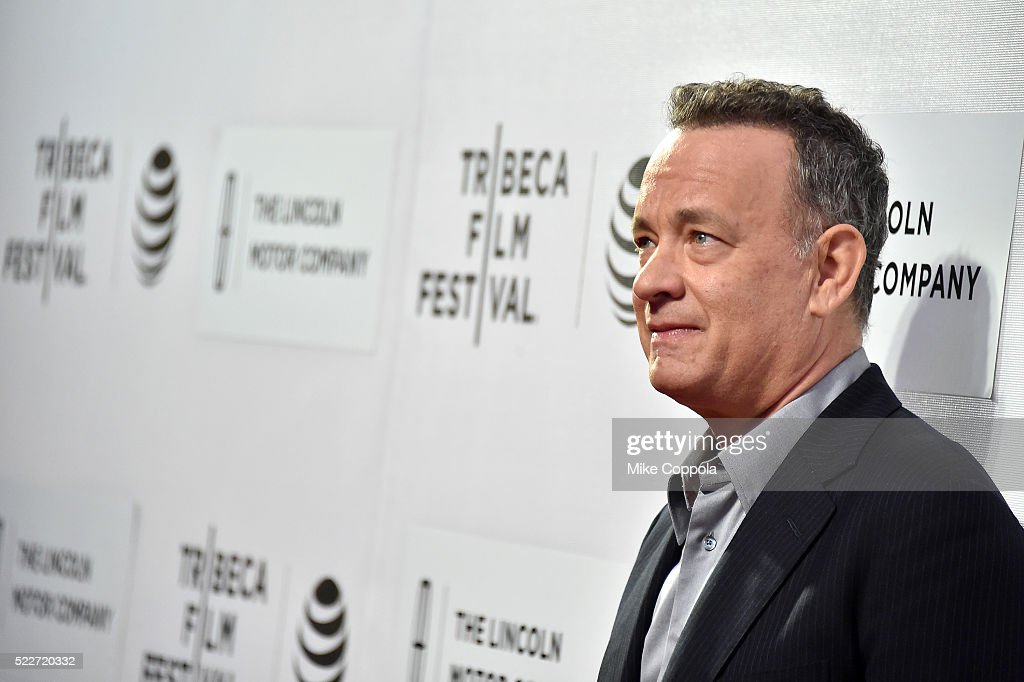 """NY: """"A Hologram for the King"""" Premiere - 2016 Tribeca Film Festival"""