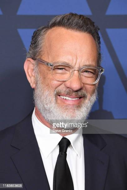 Tom Hanks attends the Academy Of Motion Picture Arts And Sciences' 11th Annual Governors Awards at The Ray Dolby Ballroom at Hollywood Highland...