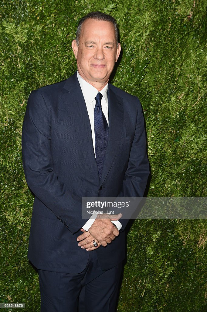 MoMA Film Benefit Presented By CHANEL, A Tribute To Tom Hanks - Arrivals