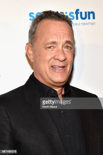 Tom Hanks attends the SeriousFun Children's Network Gala at Pier 60 on May 23 2017 in New York City