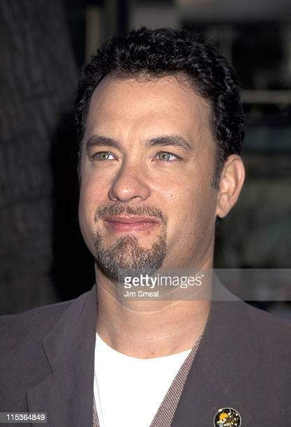 Tom Hanks during 'Apollo 13' Los Angeles Premiere at The Academy in Beverly Hills California United States