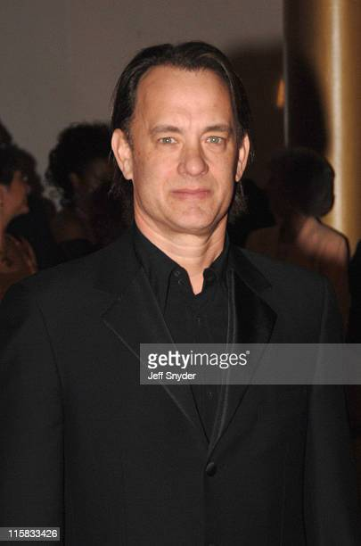 Tom Hanks during Mark Twain Prize For American Humor at The Kennedy Center in Washington DC