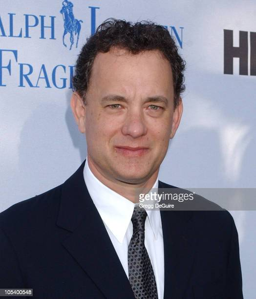 Tom Hanks during NRDC's Earth To LA The Greatest Show On Earth Benefit at Wadsworth Theatre in Westwood California United States
