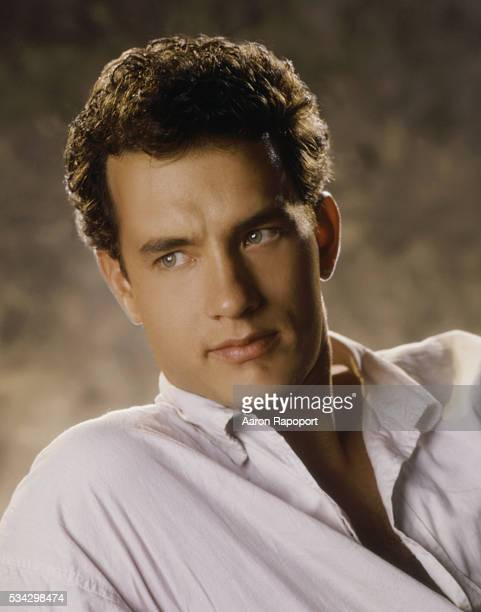 Tom Hanks in a promotional shot for the movie Volunteers
