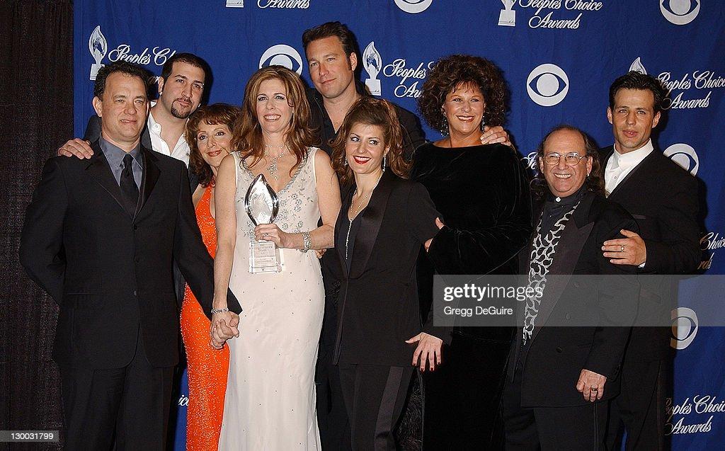 My Big Fat Greek Wedding Cast.Tom Hanks Rita Wilson Cast Members Of My Big Fat Greek