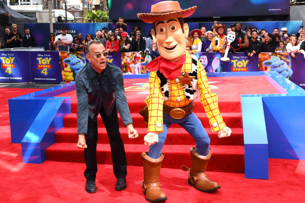 "GBR: ""Toy Story 4"" European Premiere - Red Carpet Arrivals"