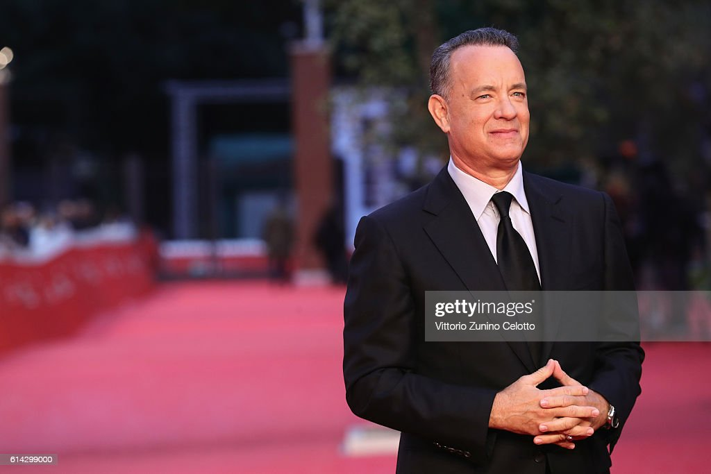 Tom Hanks Red Carpet - 11th Rome Film Festival