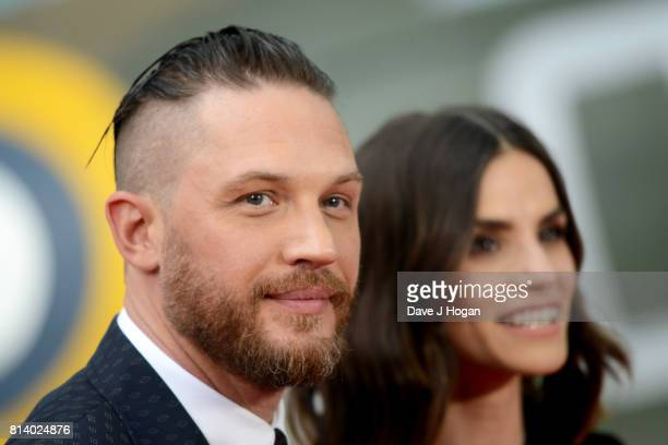 59be2275 Tom Hardy and Charlotte Riley attend the world premiere of Dunkirk at Odeon  Leicester Square on