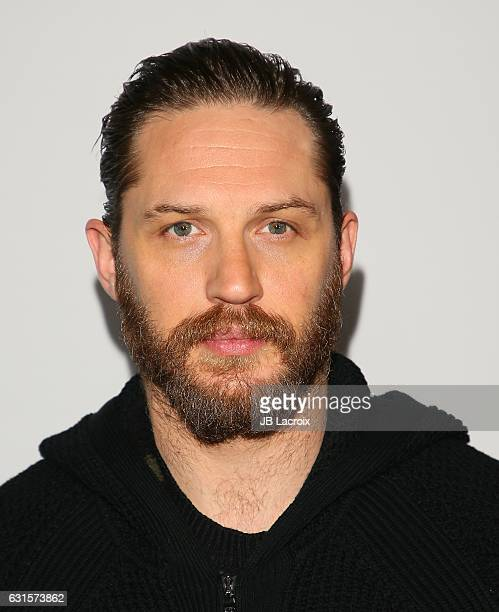 Tom Hardy attends the 2017 Winter TCA Tour FX Starwalk on January 12 2017 in Pasadena California