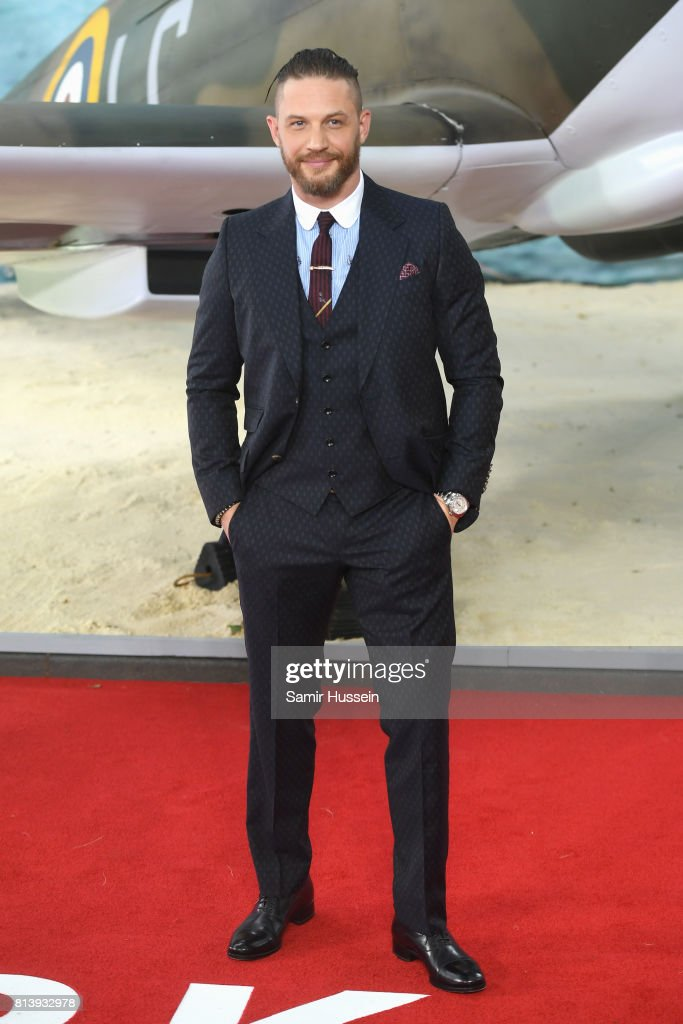 """Dunkirk"" World Premiere - Red Carpet Arrivals"