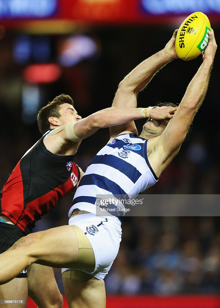 AFL Rd 20 - Geelong v Essendon