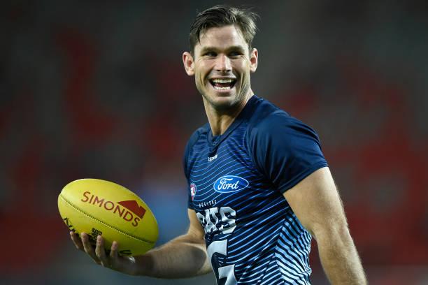 AUS: AFL Rd 12 - Geelong v Port Adelaide