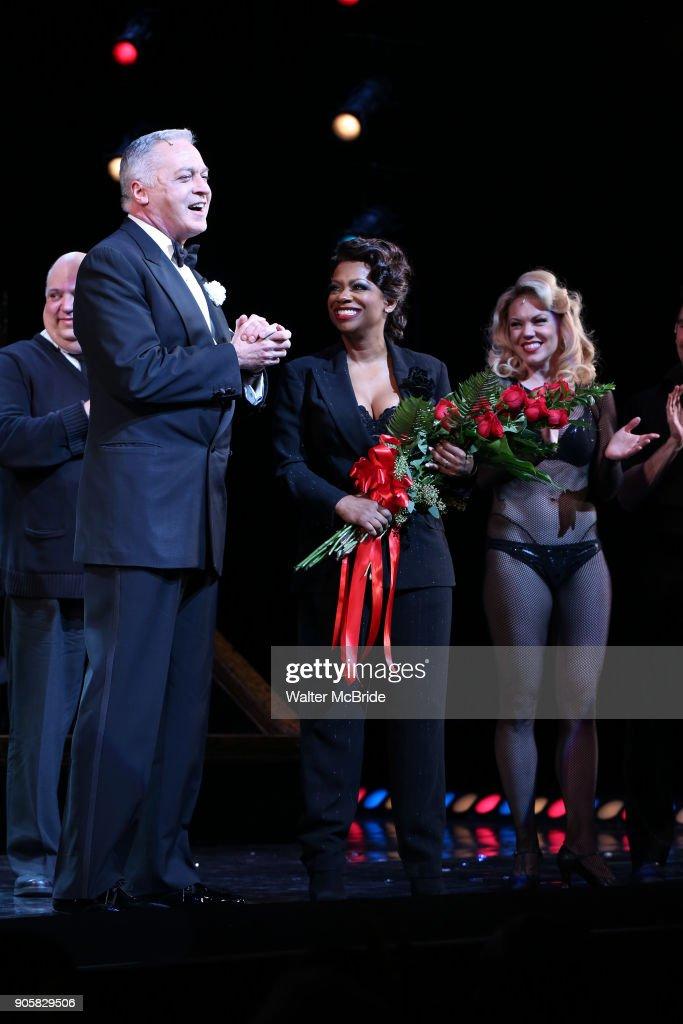 "Kandi Burruss Makes Broadway Debut In ""Chicago"""