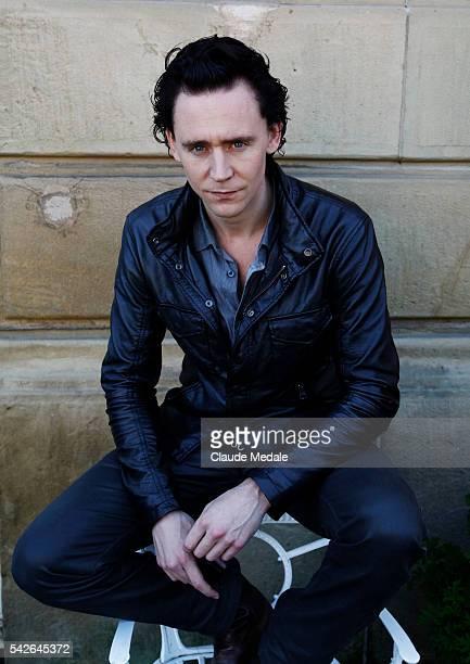 Tom Hiddleston actor in the movie The deep blue sea at the 59th International Film Festival of San Sebastian