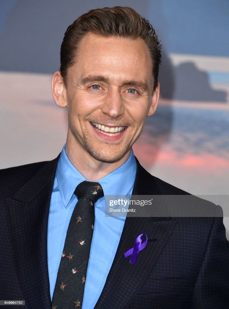 Tom Hiddleston arrives at the Premiere Of Warner Bros. Pictures' 'Kong: Skull Island' at Dolby Theatre on March 8, 2017 in Hollywood, California.