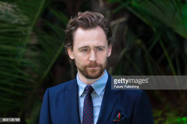 Tom Hiddleston arrives for the world film premiere of 'Early Man' at the BFI Imax cinema in the South Bank district of London January 14 2018 in...