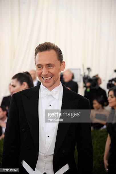 Tom Hiddleston at Metropolitan Museum of Art on May 2 2016 in New York City