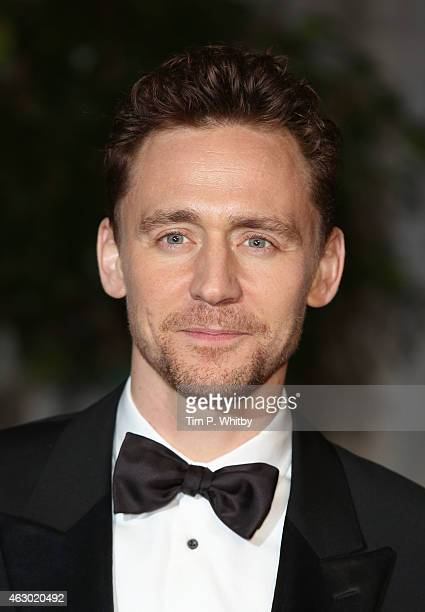Tom Hiddleston attends the after party for the EE British Academy Film Awards at The Grosvenor House Hotel on February 8 2015 in London England