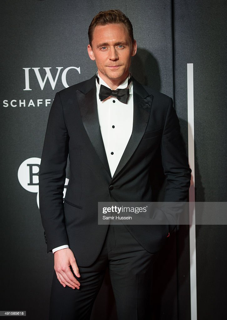 Tom Hiddleston attends the BFI Luminous Funraising Gala at The Guildhall on October 6, 2015 in London, England.
