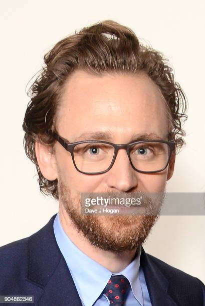 Tom Hiddleston attends the 'Early Man' World Premiere after party held at Skylon on January 14 2018 in London England