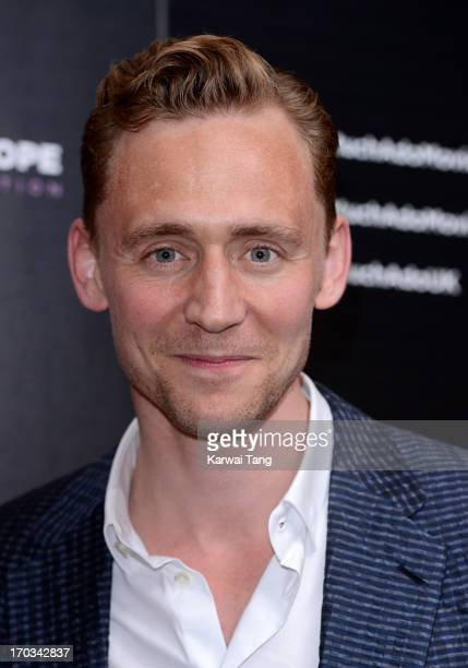 Tom Hiddleston attends the gala screening of 'Much Ado About Nothing' at Apollo Piccadilly Circus on June 11 2013 in London England
