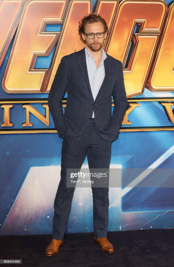 """""""Avengers Infinity War"""" UK Fan Event - Red Carpet Arrivals : News Photo"""