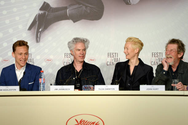 FRA: 'Only Lovers Left Alive' Press Conference - The 66th Annual Cannes Film Festival