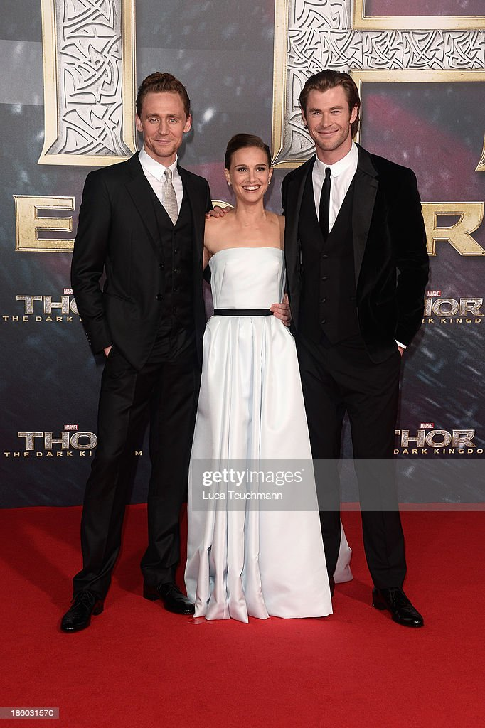 Thor: The Dark Kingdom - Germany Premiere