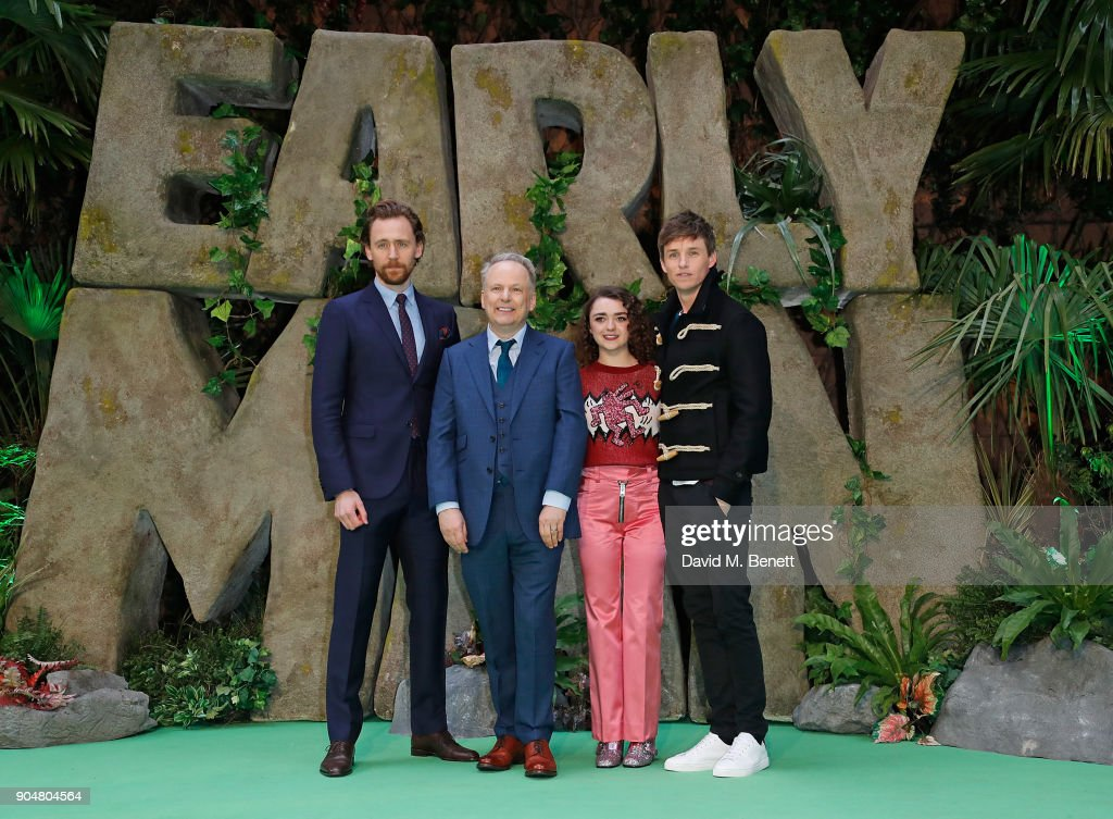 """""""Early Man"""" - World Premiere - VIP Arrivals : News Photo"""
