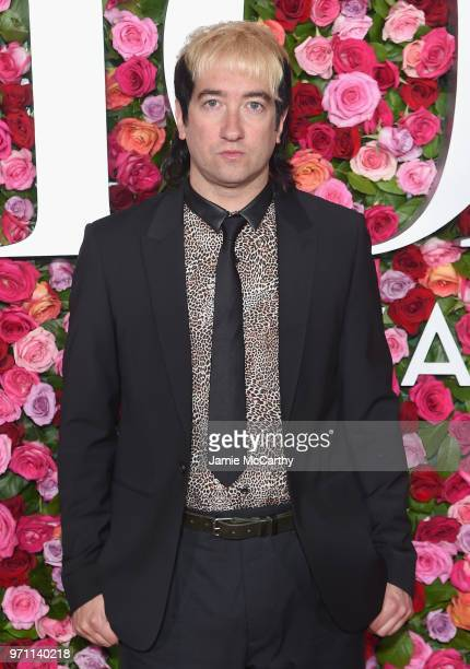 Tom Higgenson attends the 72nd Annual Tony Awards at Radio City Music Hall on June 10 2018 in New York City
