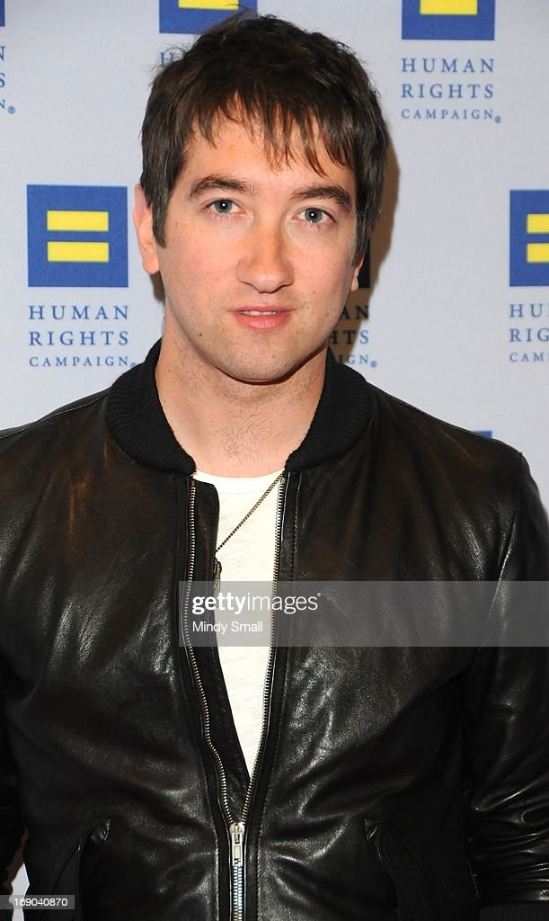 Tom Higgenson attends the 8th Annual Human Rights Campaign Dinner Gala at the Aria Resort & Casino on May 18, 2013 in Las Vegas, Nevada.