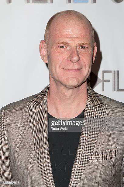 Tom Holkenborg attends the Film2Future Inaugural Screenings and Awards Ceremony at Taglyan Complex on October 18 2016 in Los Angeles California