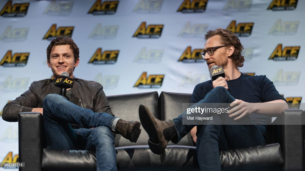 ACE Comic Con : News Photo