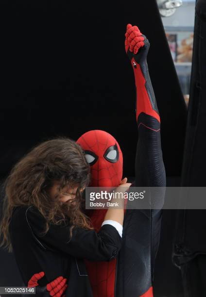 Spider Man Far From Home Pictures And Photos Getty Images