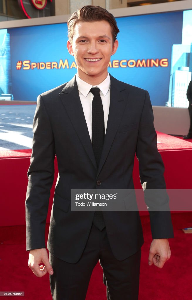 "Premiere Of Columbia Pictures' ""Spider-Man: Homecoming"" - Red Carpet"