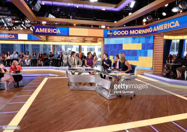AMERICA Tom Holland is a guest on Good Morning America Tuesday June 27 airing on the Walt Disney Television via Getty Images Television Network JESSE